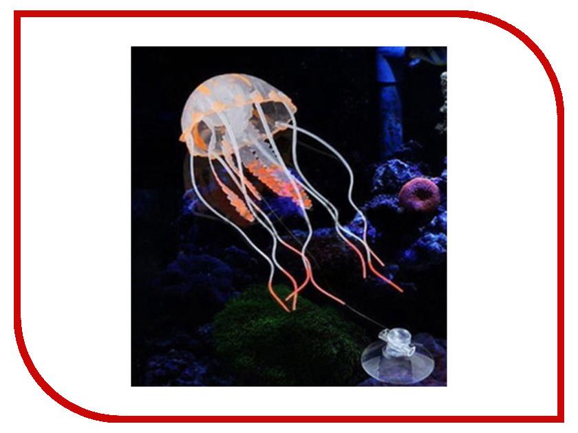 Аксессуар МЕДОСА Медуза 10 см Orange YM-1501C<br>