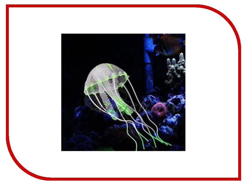 МЕДОСА Медуза 10 см Light Green YM-1501H<br>