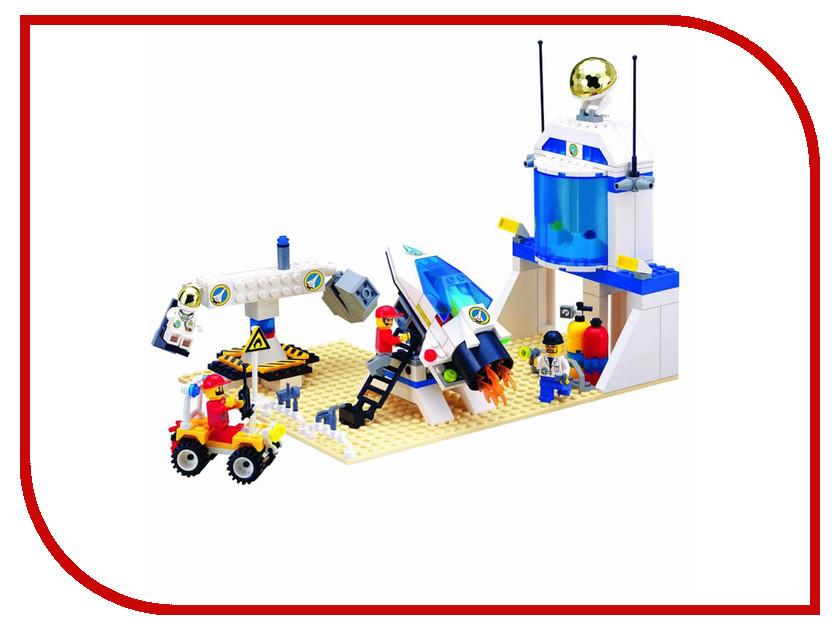 Конструктор Enlighten Brick Космическая станция 513 конструктор enlighten brick каток c1104 1104