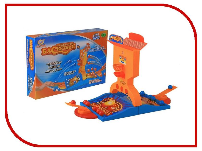Настольная игра S+S Toys Баскетбол Веселый счет ER3719R<br>
