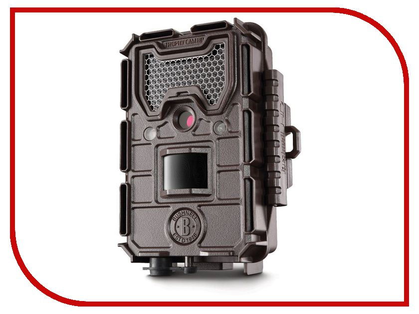 Фотоловушка Bushnell 14MP Trophy Cam Aggresor HD Realtree Xtra Brown Low Glow 119774 бинокль bushnell 234210 trophy 10x42