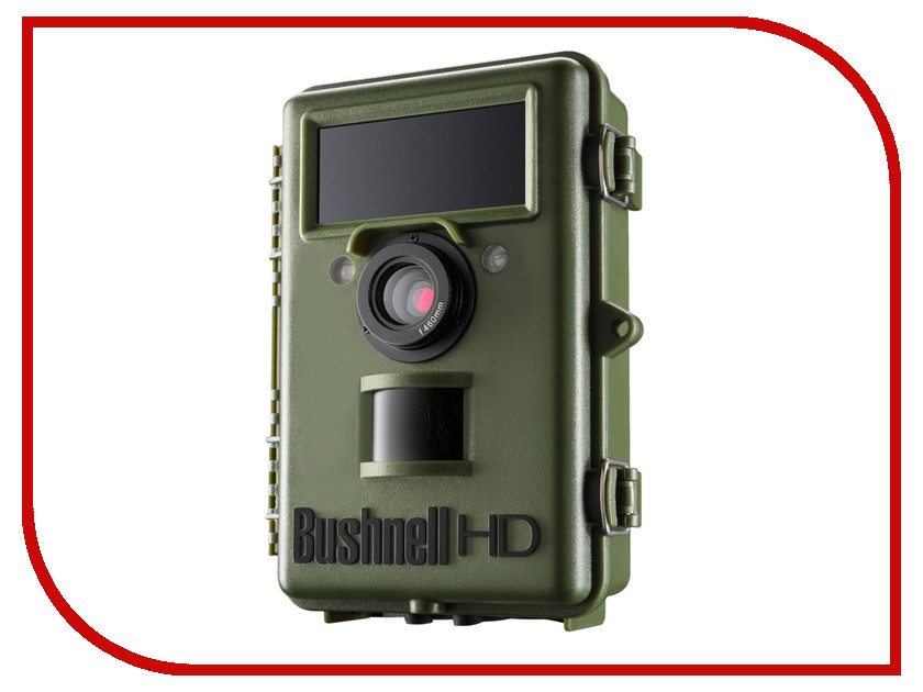 Фотоловушка Bushnell 14MP Natureview Cam HD 119740 бинокль bushnell 10x42 natureview 224210