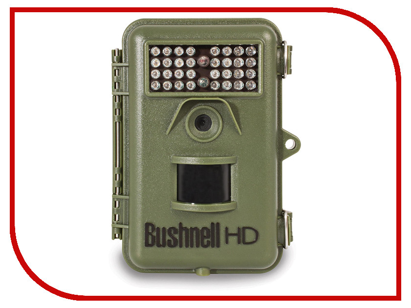Фотоловушка Bushnell 12MP Natureview Cam Essential HD Green Low Glow 119739<br>