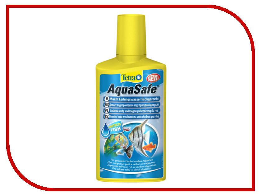 Средство Tetra AquaSafe Tet-762732 - кондиционер для подготовки воды 100мл на 200л tetra средство tetra pond aquasafe для подготовки воды для пруда 1 л