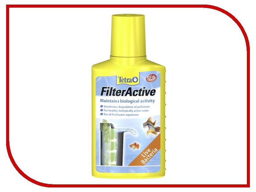 Tetra FilterActive 247031 - кондиционер для поддержания биологической среды 100мл<br>