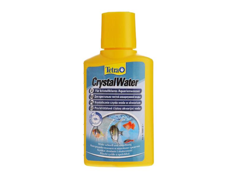Средство Tetra CrystalWater 243521 - средство для очистки воды от всех видов мути 500мл<br>