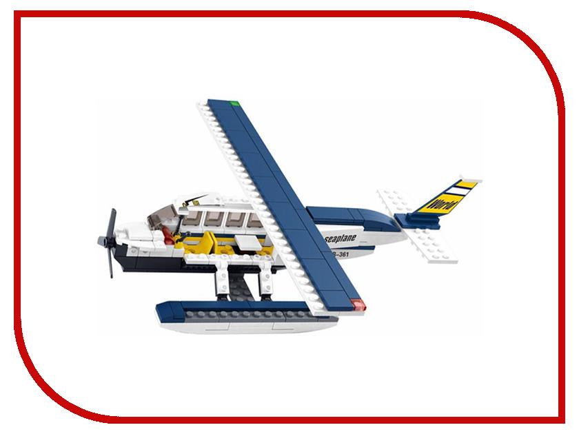 Игрушка Конструктор Sluban Aviation M38-B0361 Б51057<br>