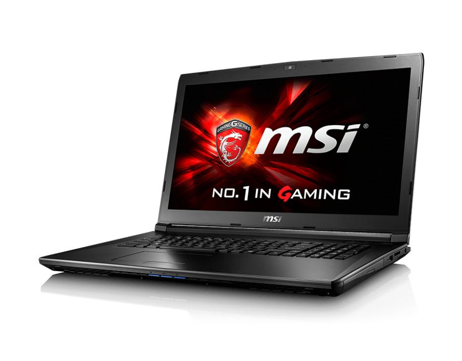 Ноутбук MSI GL72 6QD-004RU 9S7-179675-004 Intel Core i7-6700HQ 2.6 GHz/8192Mb/1000Gb/DVD-RW/nVidia GeForce GTX 950M 2048Mb/Wi-Fi/Bluetooth/Cam/17.3/1920x1080/Windows 10 64-bit