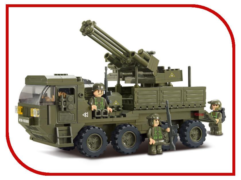 Игрушка Конструктор Sluban Машина реактивной артиллерии M38-B0302<br>