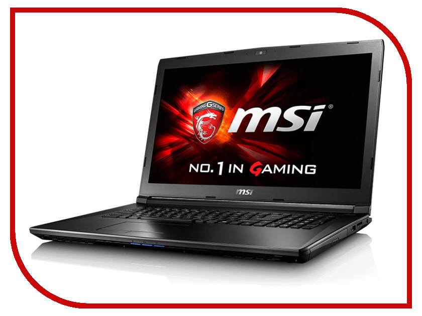 Ноутбук MSI GL72 6QD-006XRU 9S7-179675-006 Intel Core i7-6700HQ 2.6 GHz/8192Mb/1000Gb/DVD-RW/nVidia GeForce GTX 950M 2048Mb/Wi-Fi/Bluetooth/Cam/17.3/1920x1080/DOS