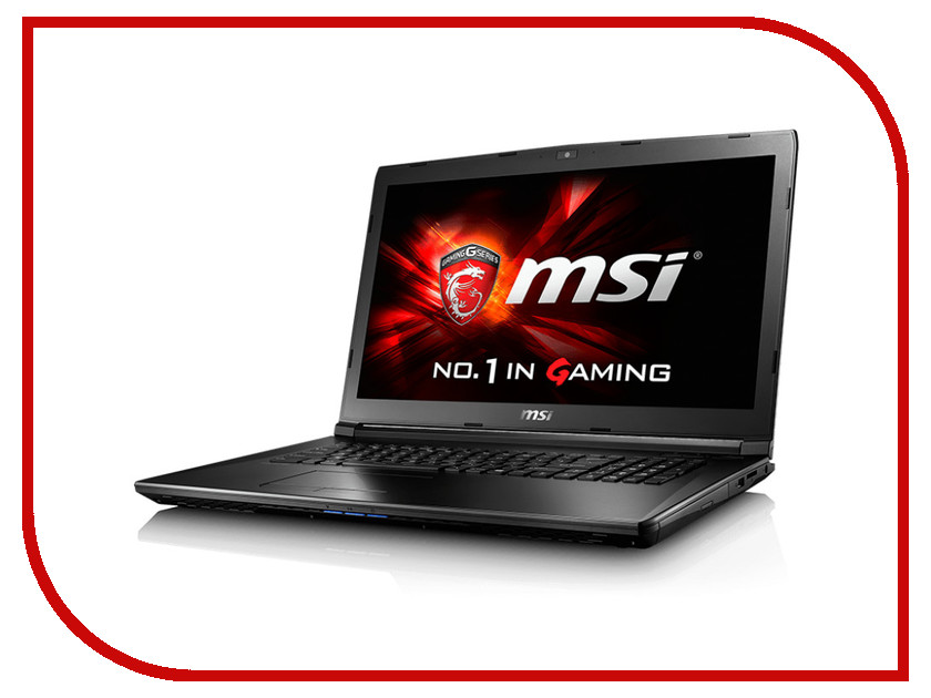 Ноутбук MSI GL72 6QD-005RU 9S7-179675-005 (Intel Core i5-6300HQ 2.3 GHz/8192Mb/1000Gb/DVD-RW/nVidia GeForce GTX 950M 2048Mb/Wi-Fi/Bluetooth/Cam/17.3/1920x1080/Windows 10 64-bit) 360 degree rotation demo 4 led red blue police car light for 1 10 r c car red white blue