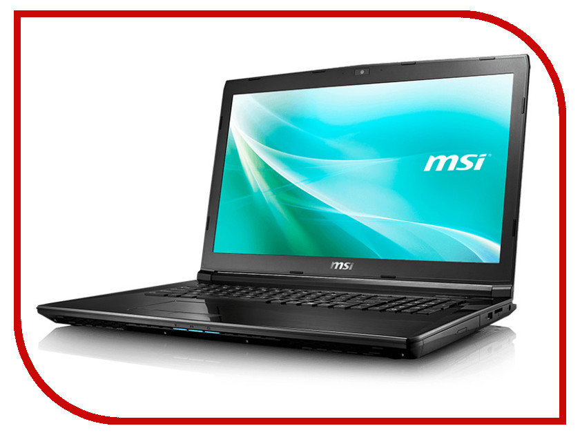 Ноутбук MSI CX72 6QD-048XRU 9S7-179673-048 Intel Core i3-6100H 2.7 GHz/4096Mb/500Gb/DVD-RW/nVidia GeForce 940MX 2048Mb/Wi-Fi/Bluetooth/Cam/17.3/1600x900/DOS<br>