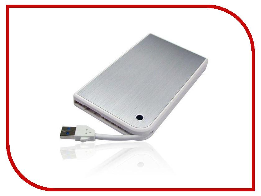 все цены на Аксессуар Внешний корпус для HDD AgeStar 3UB2A14 White онлайн