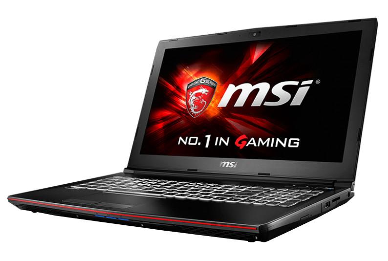 Ноутбук MSI GP62 6QF-468XRU 9S7-16J522-468 Intel Core i7-6700HQ 2.6 GHz/8192Mb/1000Gb/DVD-RW/nVidia GeForce GTX 960M 2048Mb/Wi-Fi/Bluetooth/Cam/15.6/1920x1080/DOS<br>