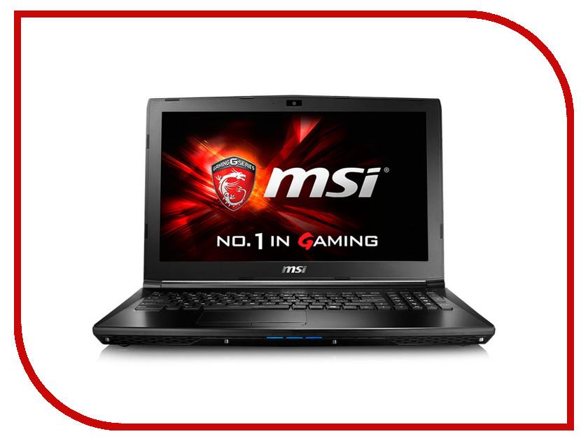 Ноутбук MSI GL62 6QD-007RU 9S7-16J612-007 Intel Core i5-6300HQ 2.3 GHz/8192Mb/1000Gb/DVD-RW/nVidia GeForce GTX 950M 2048Mb/Wi-Fi/Bluetooth/Cam/15.6/1920x1080/Windows 10 64-bit<br>