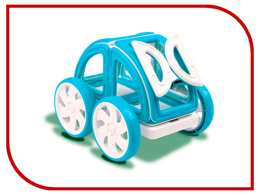 Конструктор Magformers My First Buggy Blue 63146 my first encyclopedia