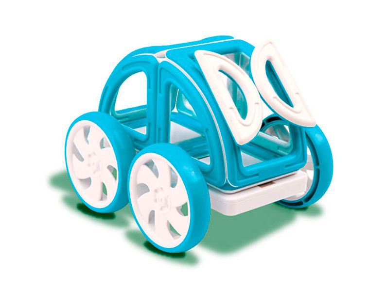 Конструктор Magformers My First Buggy Blue 63146 biscuit plays ball my first