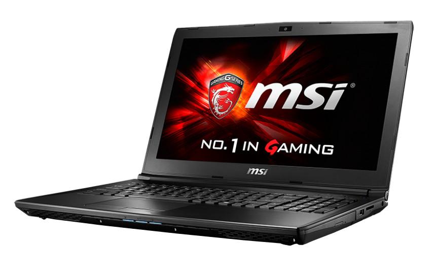 Ноутбук MSI GL62 6QD-028RU 9S7-16J612-028 Intel Core i5-6300HQ 2.3 GHz/8192Mb/1000Gb/DVD-RW/nVidia GeForce GTX 950M 2048Mb/Wi-Fi/Bluetooth/Cam/15.6/1366x768/Windows 10 64-bit