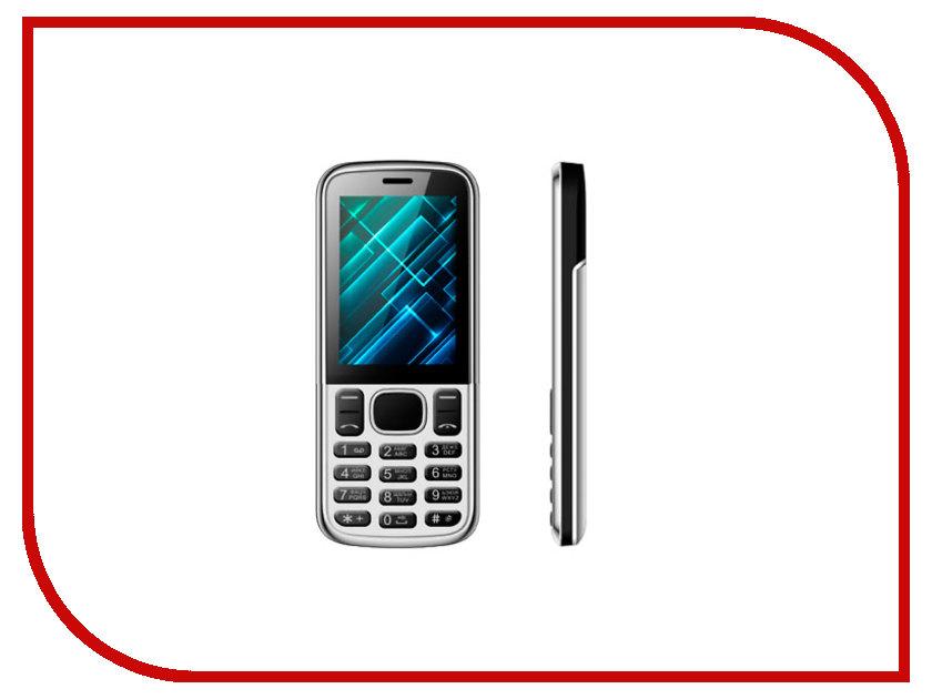 Vertex Сотовый телефон Vertex D510 Black Silver
