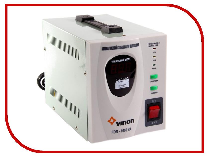 Стабилизатор Vinon FDR-1000VA