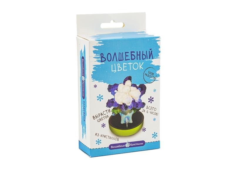Набор для выращивания кристаллов Bumbaram Васильковый цветок CD-130<br>