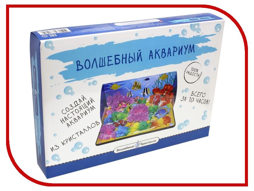 Набор для выращивания кристаллов Bumbaram Волшебный аквариум CD-017B-1