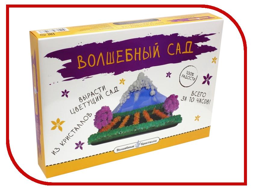 Набор для выращивания кристаллов Bumbaram Волшебный сад CD-018B-1 игра bumbaram волшебный снег звёзды 10г light blue ms 51