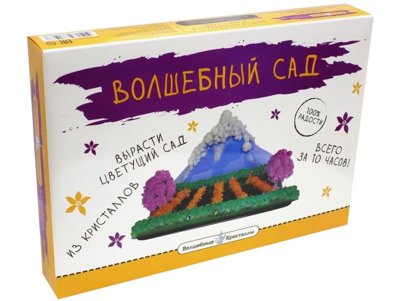 Набор для выращивания кристаллов Bumbaram Волшебный сад CD-018B-1<br>