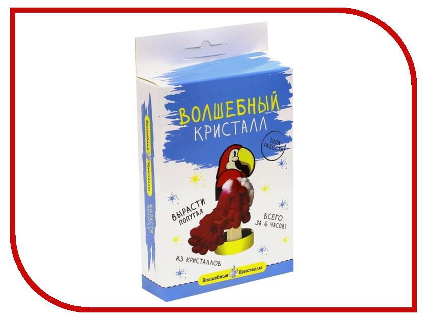 Набор для выращивания кристаллов Bumbaram Попугай CD-112