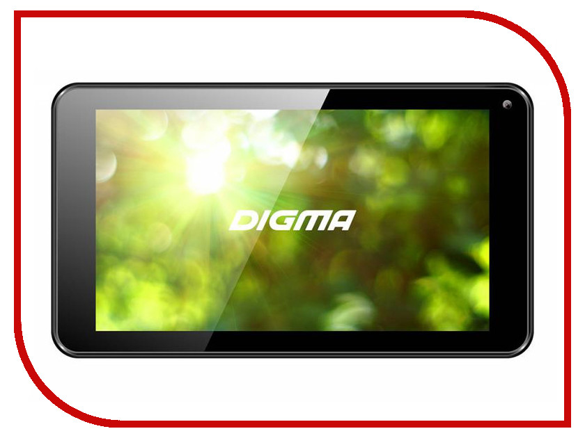 Планшет Digma Optima 7001 Dark Blue TT7001AW 336641 (AllWinner A33 1.2 GHz/512Mb/8Gb/Wi-Fi/Cam/7.0/1024x600/Android)<br>