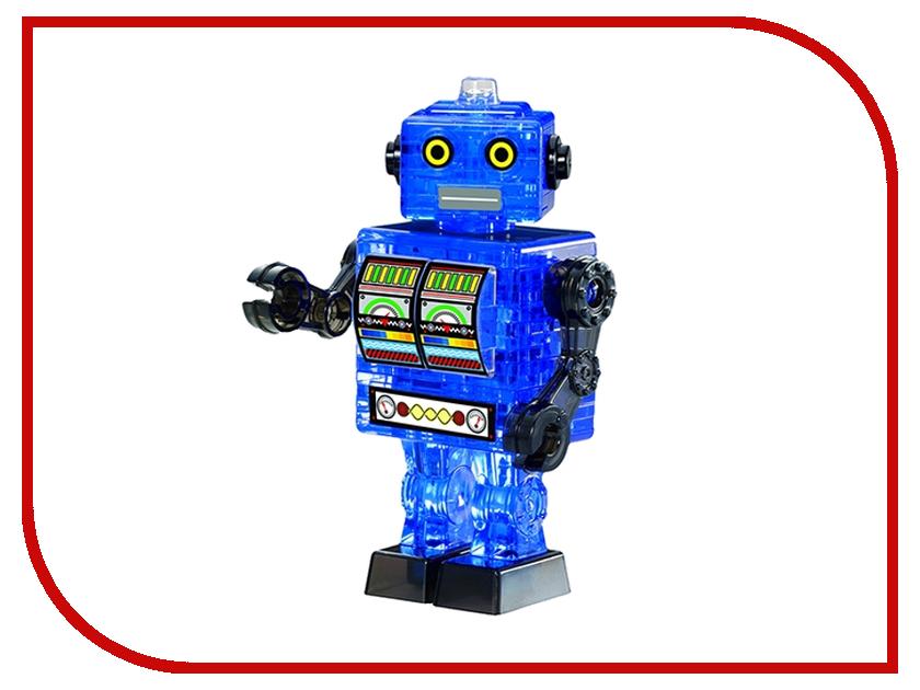 3D-пазл Crystal Puzzle Робот Blue 90351<br>