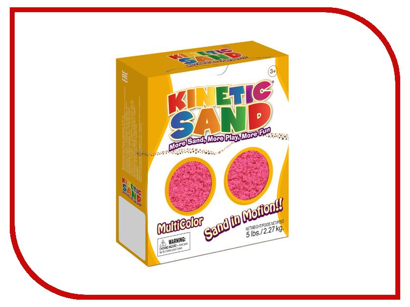 Набор для лепки Waba Fun Kinetic Sand 2.27 кг Pink 150-403