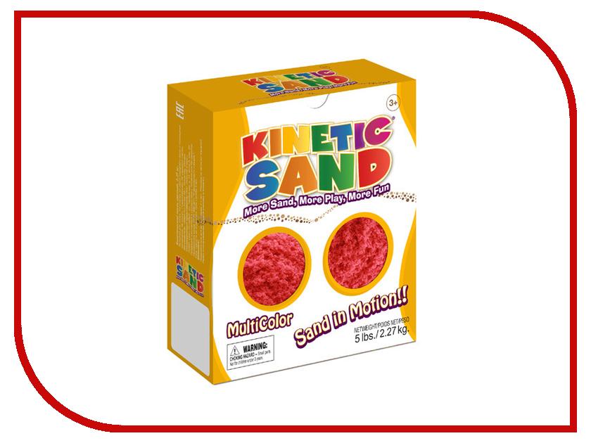 Набор для лепки Waba Fun Kinetic Sand 2.27 кг Red 150-303<br>