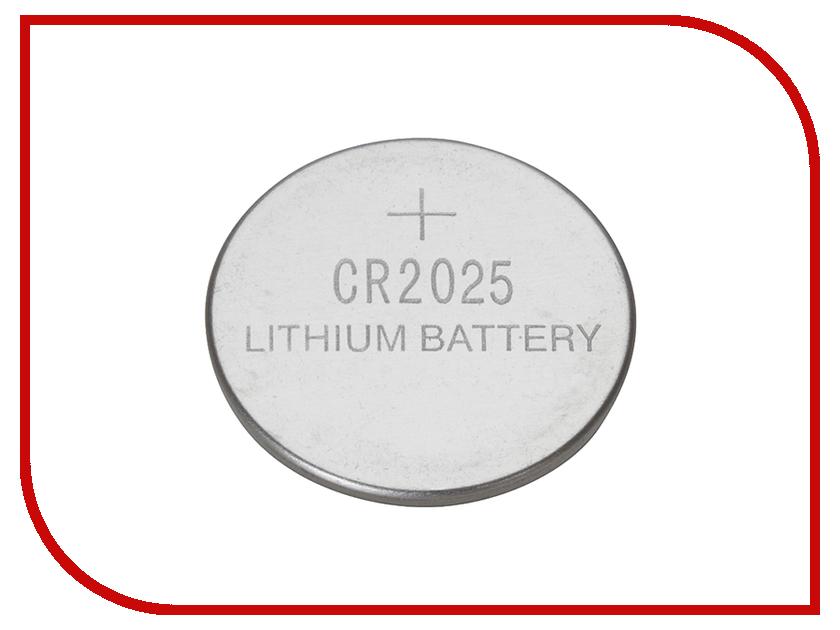 Батарейка CR2025 - Smartbuy 5B SBBL-2025-5B (1 штука)<br>