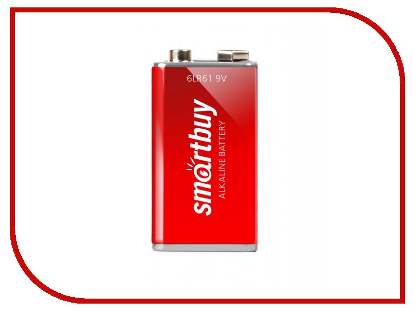 Батарейка КРОНА Smartbuy 6LR61/1B SBBA-9V01B<br>