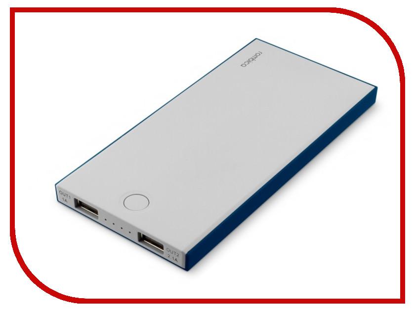 Аккумулятор Rombica NEO NS100B / NS-00100B 10000 mAh Blue<br>