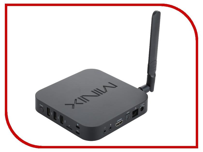 Медиаплеер MiniX Neo U1
