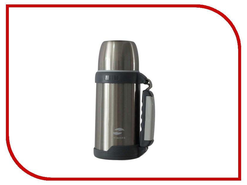 Термос Stinger 1.5L Silver-Grey HY-TP201-5<br>