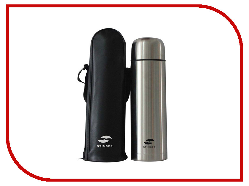 Термос Stinger 500ml Silver HY-VF102-4<br>