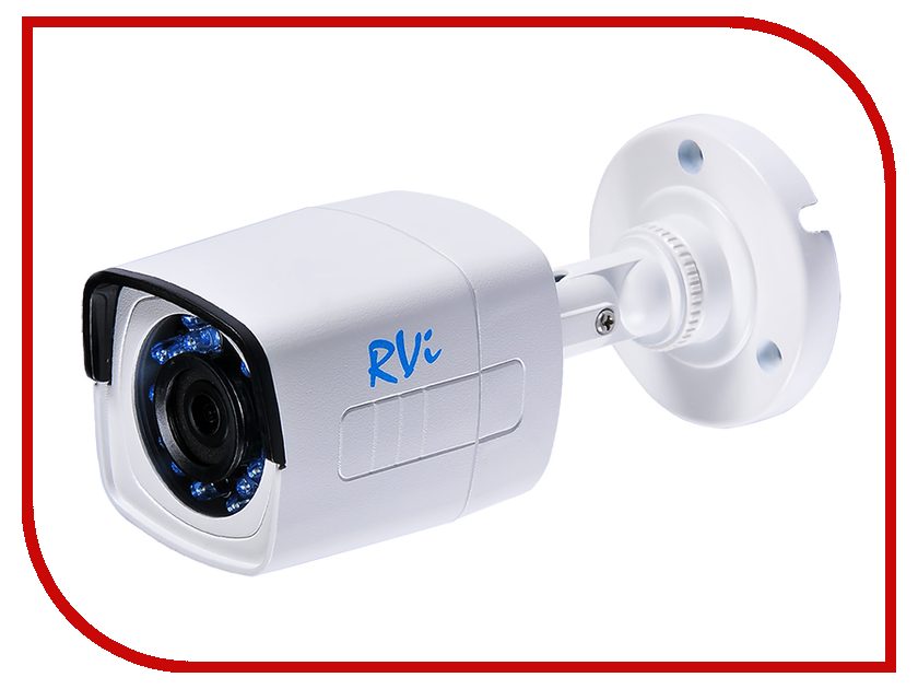 Аналоговая камера RVi RVi-HDC411-AT 2.8mm TVI rvi hdr04la t