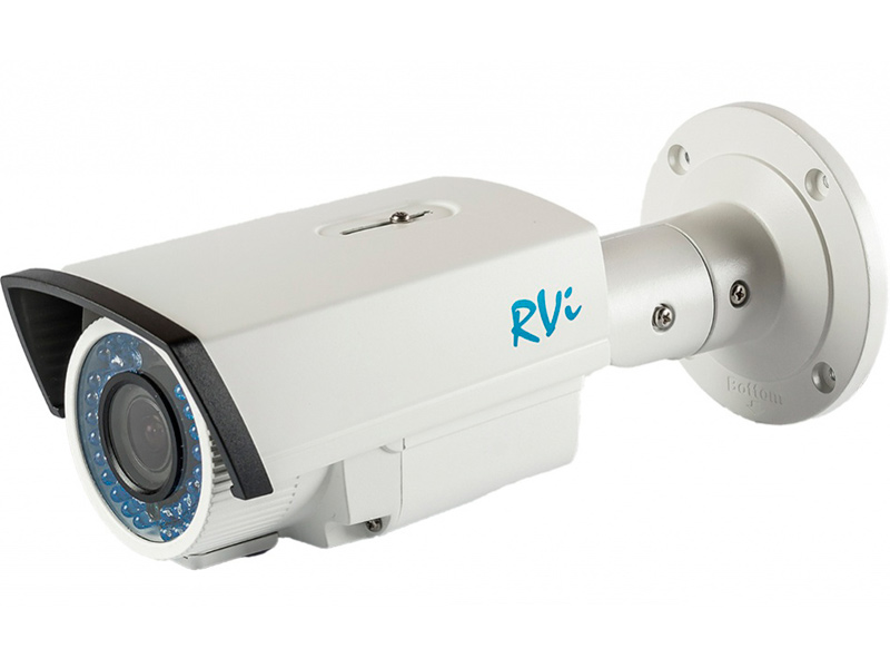 IP камера RVi RVi-IPC42L 2.8-12mm коммутатор rvi rvi ns0802