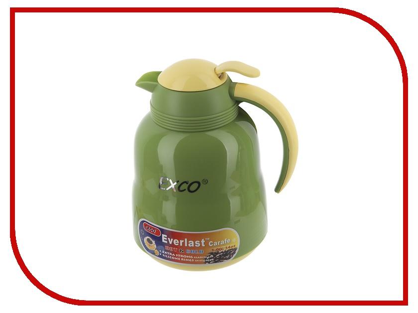 Термос EXCO EL100B 1L Green