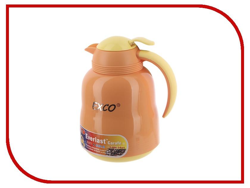 Термос EXCO EL100B 1L Orange<br>