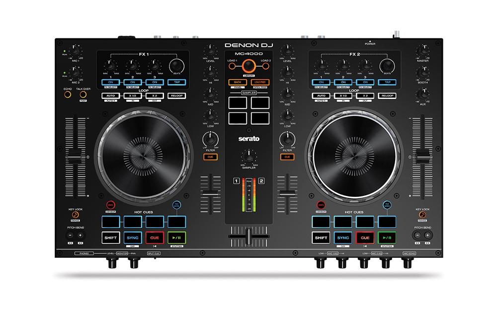 MIDI-контроллер Denon DN-MC4000<br>