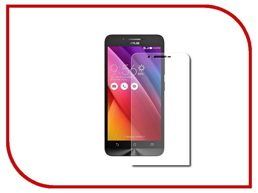 все цены на Аксессуар Защитное стекло ASUS Zenfone Go ZC500TG CaseGuru 0.33mm онлайн