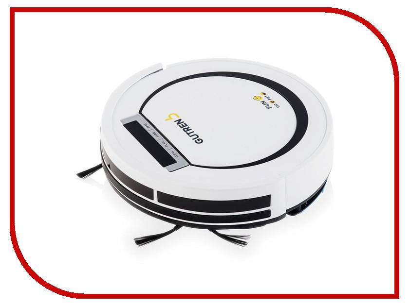 Пылесос-робот Gutrend FUN 110 Pet White