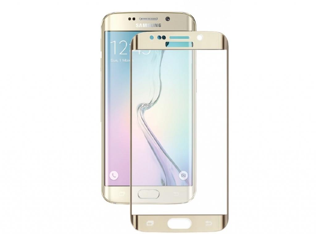 ��������� �������� ������ Samsung SM-G928 Galaxy S6 Edge+ CaseGuru Mirror 0.33mm Gold