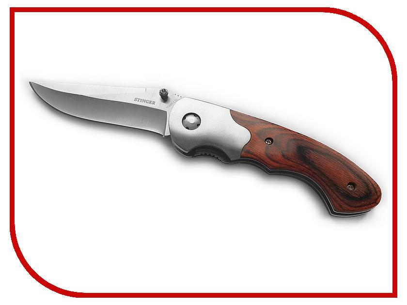 Нож Stinger YD-3895 Silver - длина лезвия 80мм