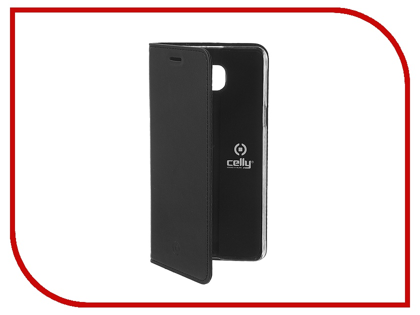 Аксессуар Чехол Samsung Galaxy A5 2016 Celly Air Case Black AIR535BK