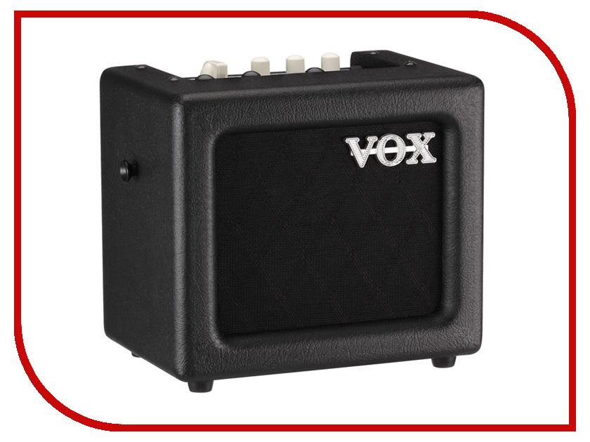 Комбо-усилитель VOX MINI3-G2 Black
